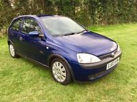 Vauxhall corsa c 1.0 1l 2003 12mot