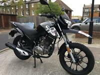 Lexmoto Assault 125 2016 in excellent condition for sale