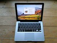 "MacBook Pro 13"" 1tb 8gb excellent conditions"