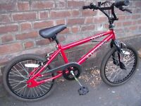 Dunlop Edge BMX with 360 degree steering