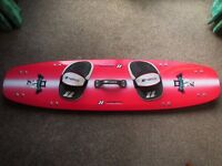 Kite surfing board, North Defender, as new, never used.