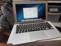 MacBook Air A1465, intel core I5cpu, 4GB RAM, 128GB Storage,