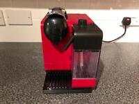 DeLonghi Latissima Plus Nespresso Coffee Machine