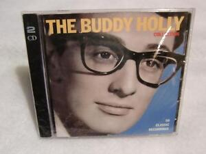 The Buddy Holly Collection 2 CD Set, 50 Songs - New