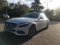 Mercedes-Benz C Class Sport Saloon 7G-Tronic Plus 4dr (start/stop)