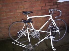 Gents road racing bicycle