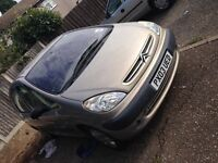 Citreon XSARA PICASSO 1.6 BARGAIN QUICK SALE CHEAP CAR FSH! 83K ! 2 keys! Not ford renault mpv!
