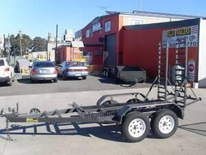 Trailer 8x4   Mini Excavator GVM 2000kg Coburg Moreland Area Preview