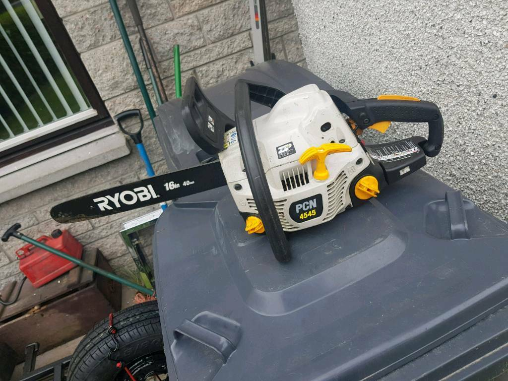 Ryobi chainsaw in bridge of don aberdeen gumtree ryobi chainsaw keyboard keysfo Images