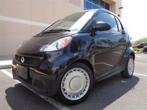 2013 smart fortwo PURE -- LOW KM -- CLEAN CARPROOF
