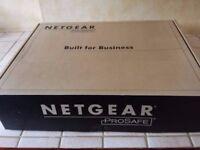 NetGear 7000 series ProSafe 24 Port Switch (GSM 7224-200 EUS).