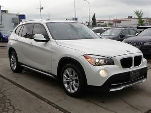 2012 BMW X1 xDrive28i|AWD|NAVIGATION|PANO-ROOF|LIGHT PKG
