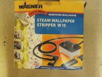 Steam wallpaper strippers.