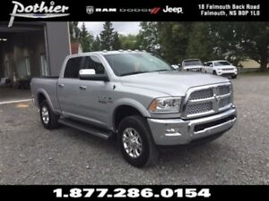 2017 Ram 2500 Laramie | DIESEL | LEATHER | SUNROOF |