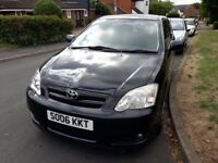 Toyota Corolla 2006 model only 65000 miles