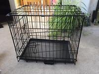 SMALL DOG CAGE FOR SLAE