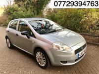 2007 Fiat Grande Punto 1.2 Active 5dr # 9 MONTHS MOT # CHEAP INSURANCE #