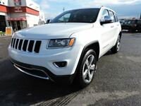 2015 Jeep Grand Cherokee LIMITED NAVIGATION SEULEMENT 5000 KM RO