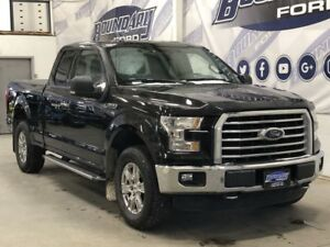 2015 Ford F-150 SuperCab  XLT 302A 3.5L