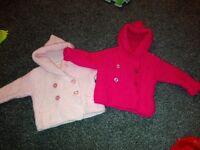 baby girls knitting set