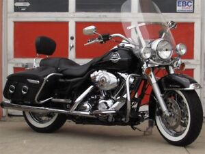 2008 Harley-Davidson FLHRC Road King Classic   $4,500 in Options