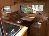 4 Berth Bailey Ranger 510/4 Caravan