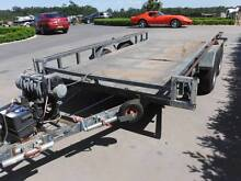 Car trailer - bogie galvanized. Orangeville Wollondilly Area Preview