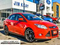 2012 Ford Focus SE SEDAN W/MOONROOF & AUTO
