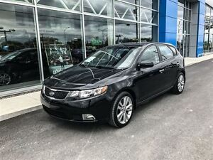 2011 Kia Forte5 2.4L SX Luxury ** NAVIGATION ** CUIR