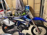 Yz125 Yamaha 2004
