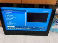 "32"" LCD goodmans tv, in working order"