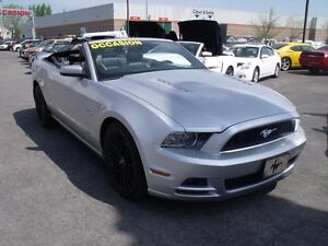 2013 Ford Mustang GT 5,0L CONVERTIBLE +AUTOMATIQUE