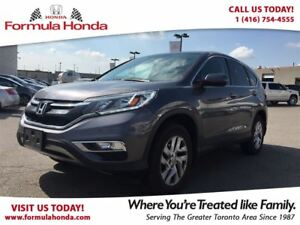 2016 Honda CR-V SE | ALL WHEEL DRIVE | LOW KM!