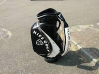 Nike Tour accuracy Golf bag with rain cover