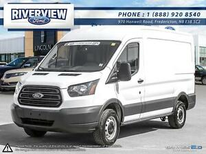 "2016 Ford Transit Cargo Van T250 130"" MR rATES @ 1.9%!! FREE EXT"