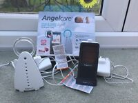 Angelcare AC1120 video and sound baby monitor