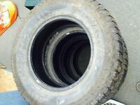 4 F-150 type Motomaster A/T2 tires