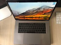 "MacBook Pro 15"" Touch Bar (late 2016) 
