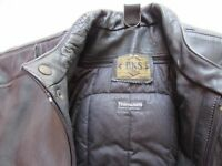 BKS two piece motorcycle leathers