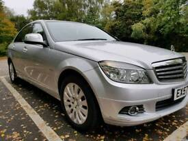 Mercedes Benz C220 automatic