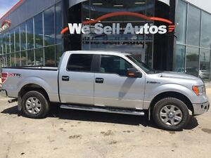 2013 Ford F-150 XLT Supercrew 4x4 SAT/BLUETOOTH