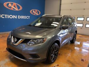 2016 Nissan Rogue S AWD/ HEATED SEATS/ REVERSE CAM/ BLUETOOTH