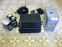 Digidesign Pro Tools TDM Mix + System with 3 x DSP Farms, Magma Chassis, Apple Mac G4 & Logic Pro 6