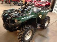Yamaha Grizzly 550 Quad Atv Road Registered 2013 like 450 trx 500 king 700
