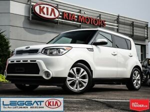 2014 Kia Soul EX+ -- Accident Free, Rearview Camera