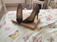 Christian louboutin heels excellent quality size 4