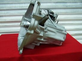 HONDA JAZZ 5 SPEED MANUAL RECONDITION GEARBOX 1.2 , 1.3 , 1.4 PETROL , 6 MONTH WARRANTY , 2001-2008