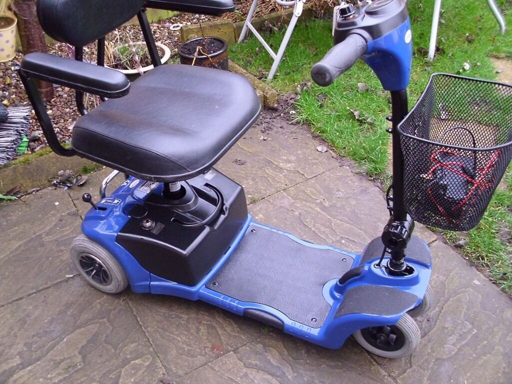 car boot mobility scooterin Jarrow, Tyne and WearGumtree - car boot scooter in very good con, working %100 ,, very easy to put in and out of car boot for them days out ,or round the home, any more info call me can deliver local