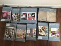 Design sample books