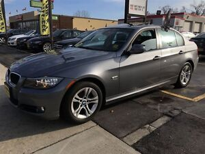 2009 BMW 3 Series 328i xDrive, Automatic, Leather, Sunroof, Heat